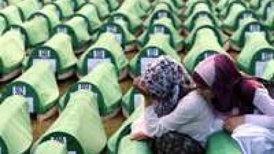 Diciottesimo anniversario Srebrenica: oltre ottomila vittime