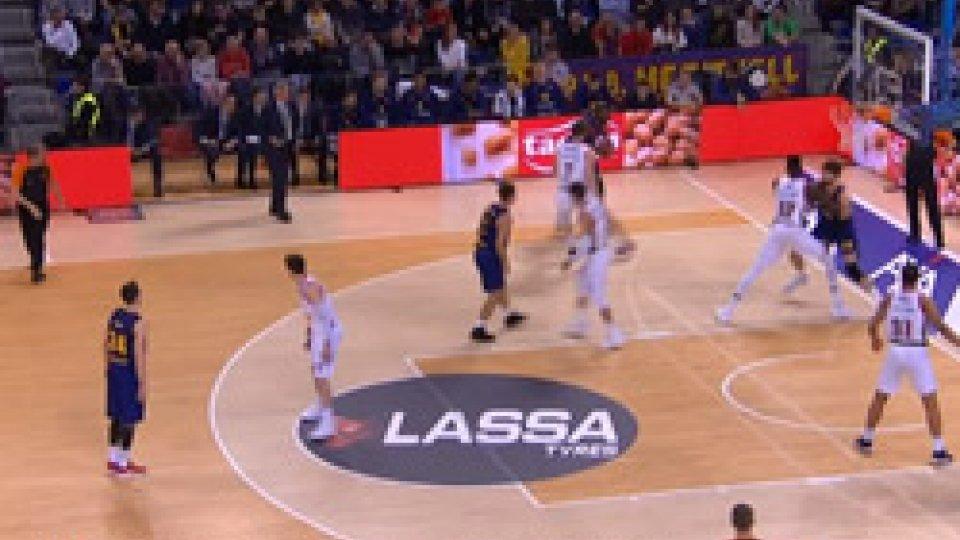 EurolegaEurolega: vincono Barcellona, Efes e CSKA