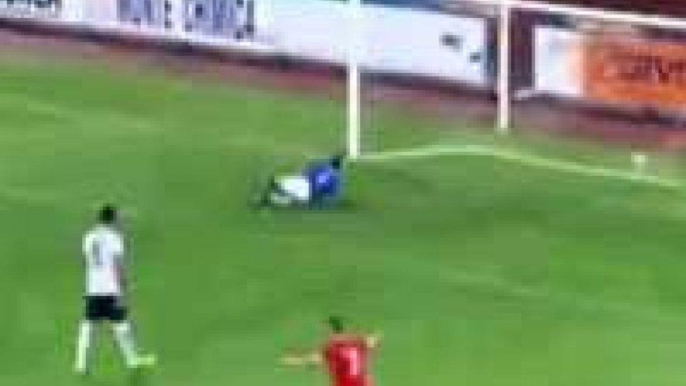Il San Marino si salva sempre nel finaleIl San Marino si salva sempre nel finale
