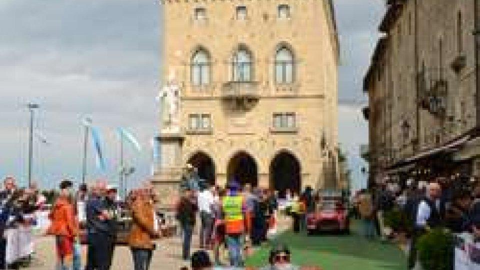 La Millemiglia a San Marino venerdì 19 maggio: le variazioni alla viabilità