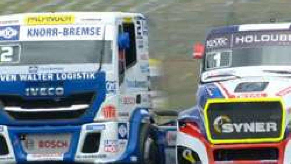 European Truck ChampionshipEuropean Truck Championship: Hahn ne vince 2 su 4 in Ungheria e allunga in classifica