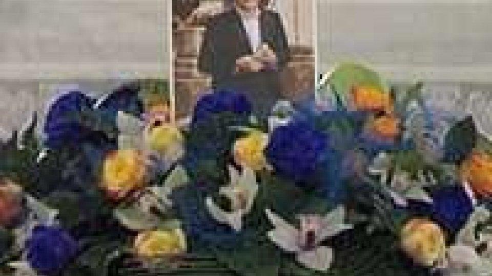 Celebrato il funerale di Mario Bernardi, presente la Reggenza
