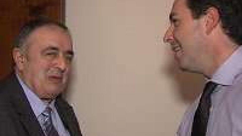 Incontro Lonfernini - Crescentini: Fronte comune, la Nazionale partirà regolamente per la SloveniaIncontro Lonfernini - Crescentini: la Nazionale partirà