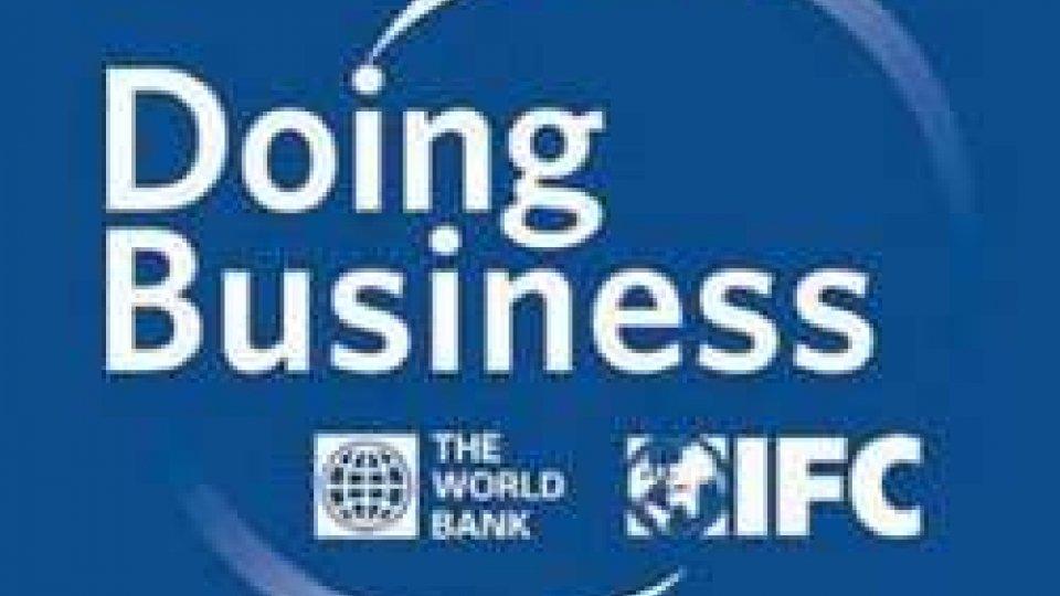 Doing Business: migliora la posizione di San Marino