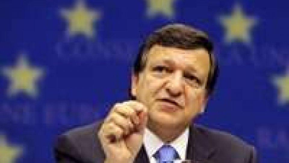 Appello Barroso a Russia, lavori con noi per Ucraina unita