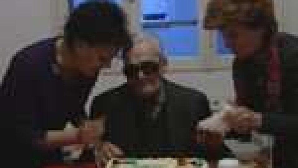 Compleanno da record a San Marino: Pasquale Gatti compie 105 anni