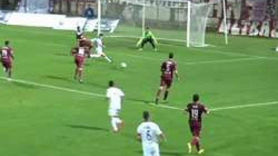 Fano-Gubbio 0-2Fano - Gubbio 0-2 Intervista a Giuseppe Magi