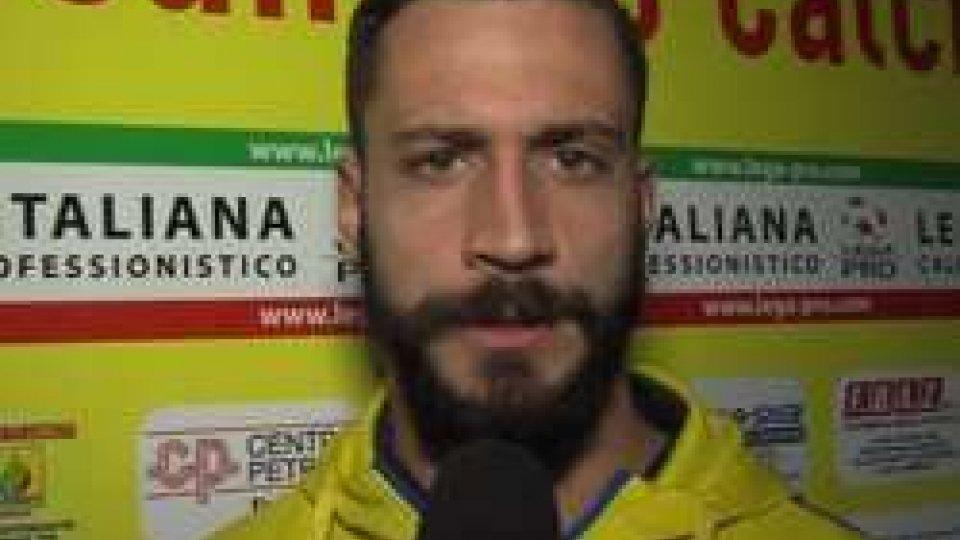 "Lorenzo ParamattiSantarcangelo, Paramatti: ""Grande partita, abbiamo l'atteggiamento giusto"""