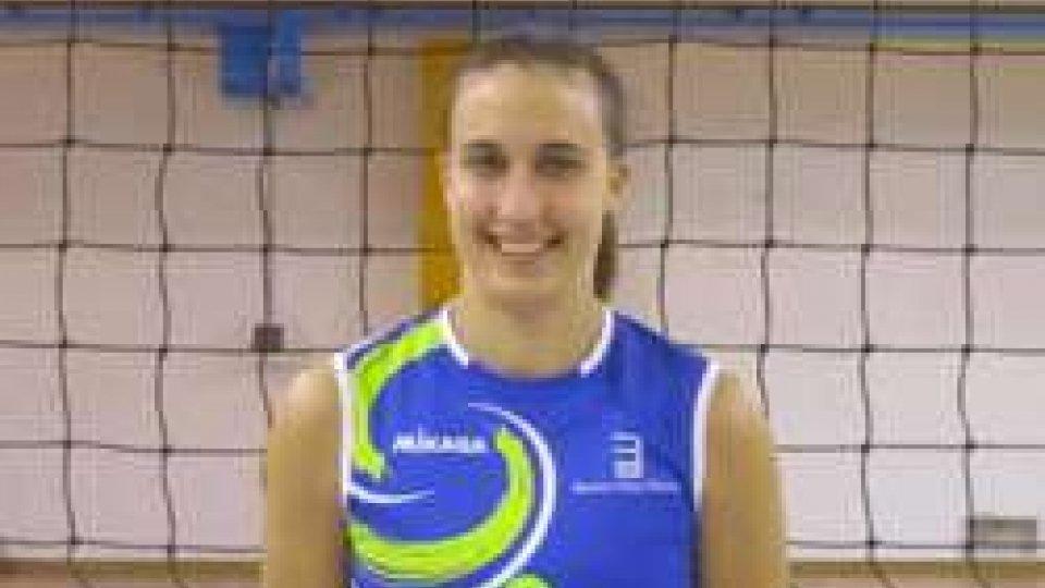 Giulia TomassucciVolley: Lugo vince il big match contro la Banca di San Marino