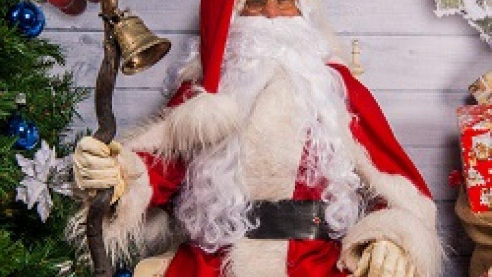 Babbo Natale in Banca