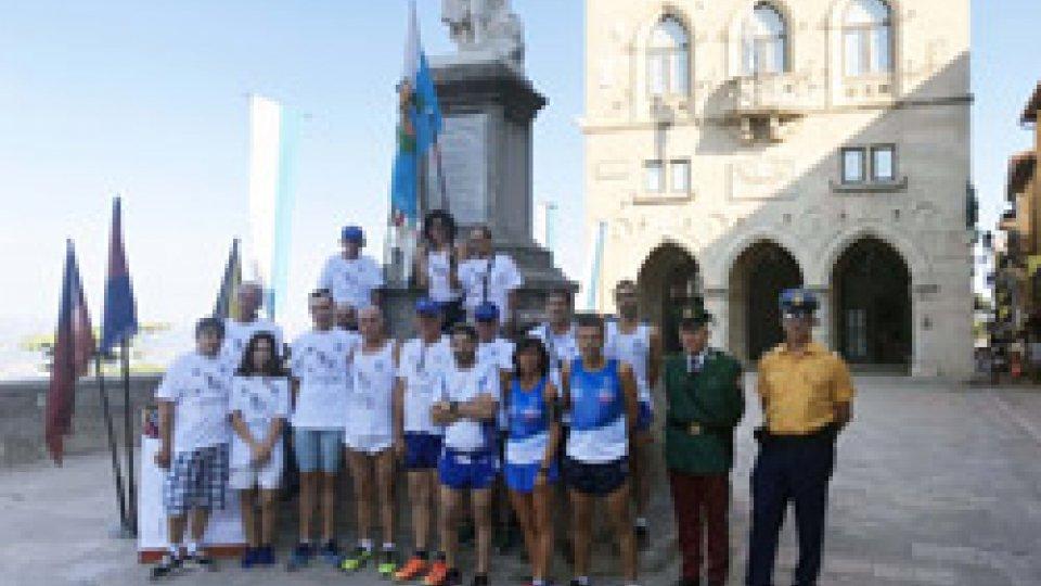 Per non dimenticare il 2 agosto, da San Marino parte la staffetta