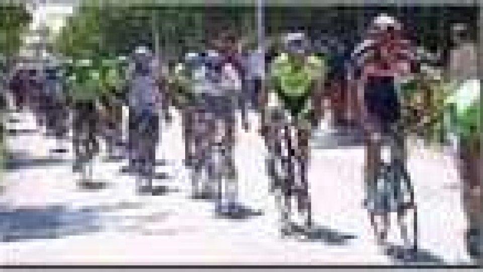 Giro d'Italia torna sul Titano