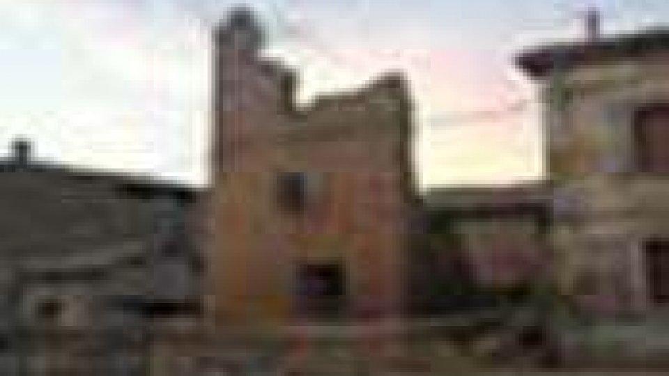 Terremoto: fuga di gas a Sant'Agostino