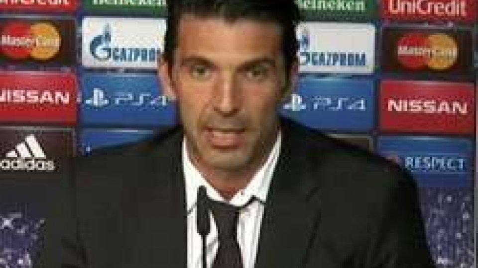 """Gianluigi BuffonChampions League, Buffon: """"Juventus ora ha consapevolezza diversa"""""""