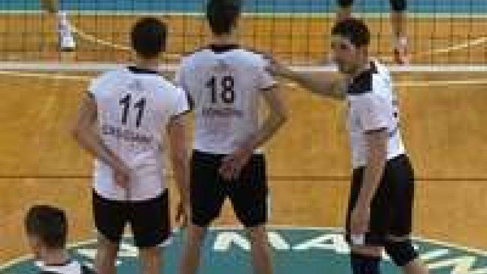 Volley: derby ok solo per la Royal CateringVolley: derby ok solo per la Royal Catering