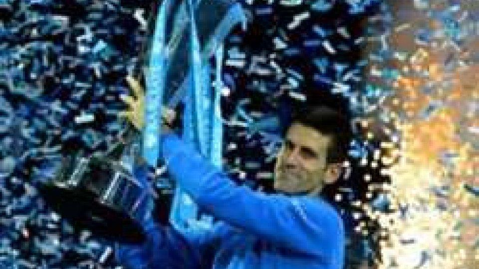 Djokovic si prende il Masters