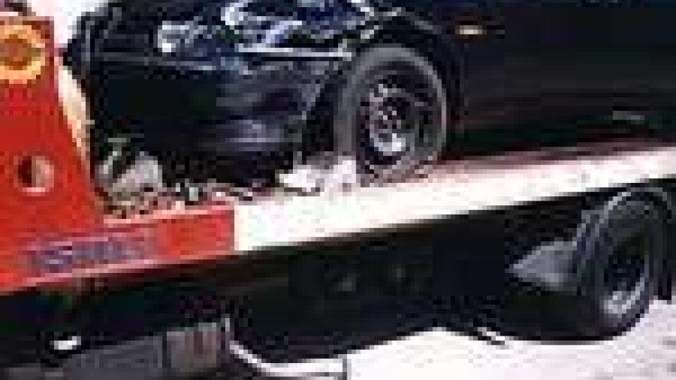 Serravalle: incidente sulla superstrada