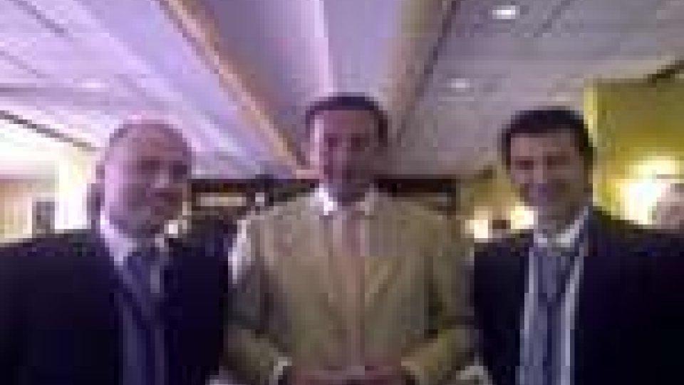 Cipro: la delegazione sammarinese incontra Fini