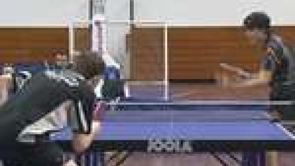 Tennis tavolo: ottime notizie dalla Juvenes
