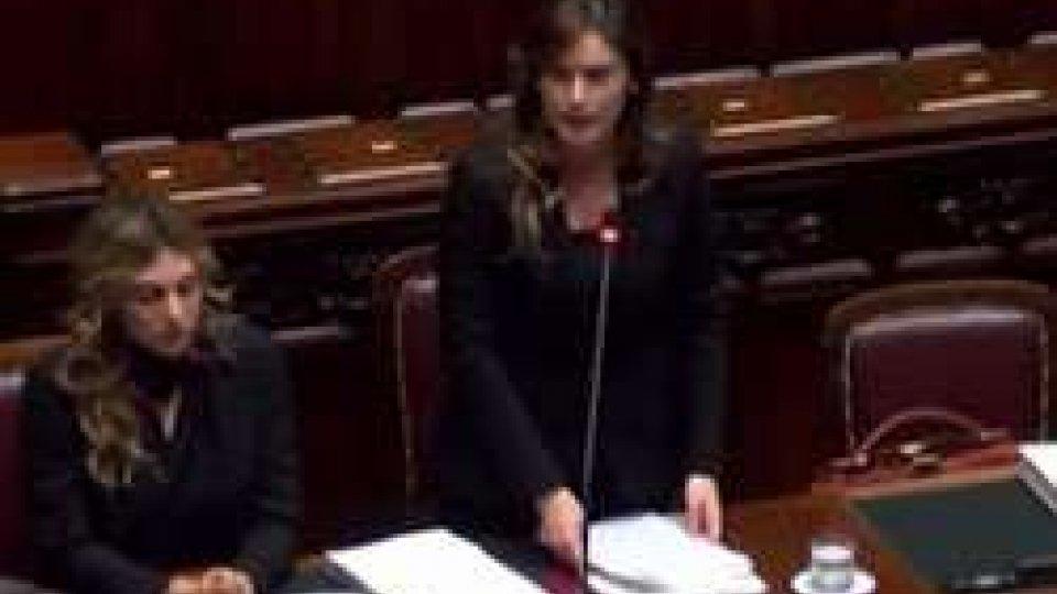 Boschi: il ministro replica alla mozione di sfiducia dei 5stelle