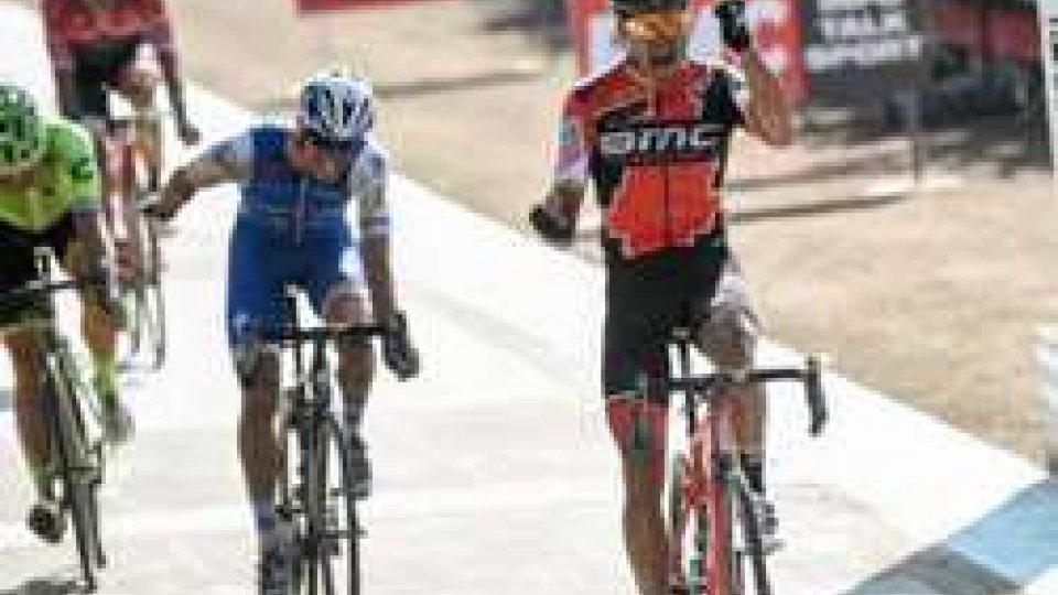 Foto www.gazzetta.itCiclismo: niente miracolo di Bonen, Van Avermaet vince la Roubaix