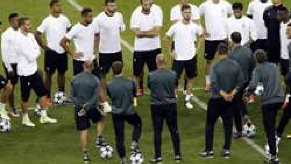 La storia chiama Juventus e RealLa storia chiama Juventus e Real