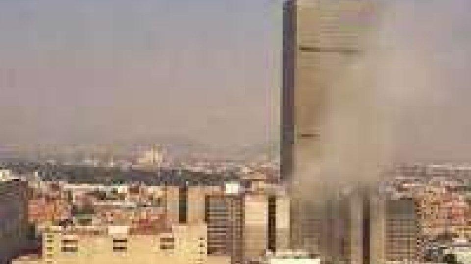 Messico: esplosione alla Torre Pemex, 25 morti