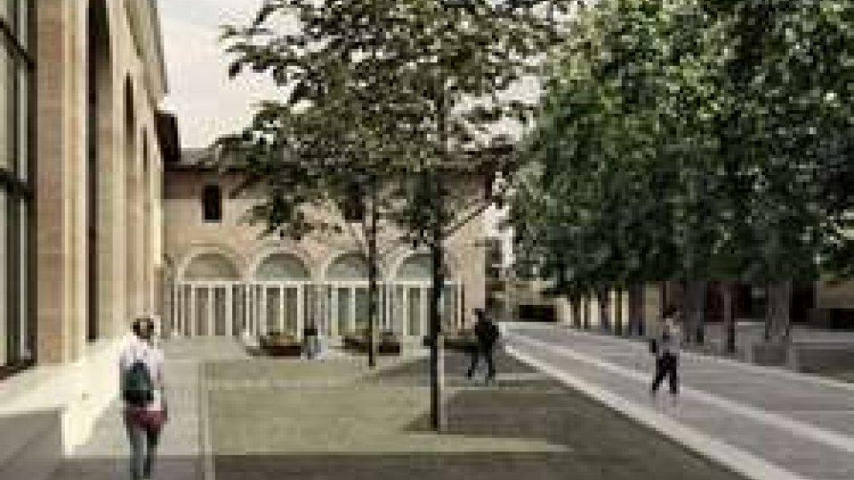 La cittadella universitaria verso il completamento: approvato il progetto per l'area cortilizia del Complesso del Leon Battista Alberti