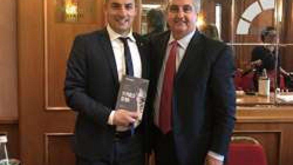 """Presentato a Roma """"Ti parlo di noi"""", il nuovo libro di Sergio Barducci"""