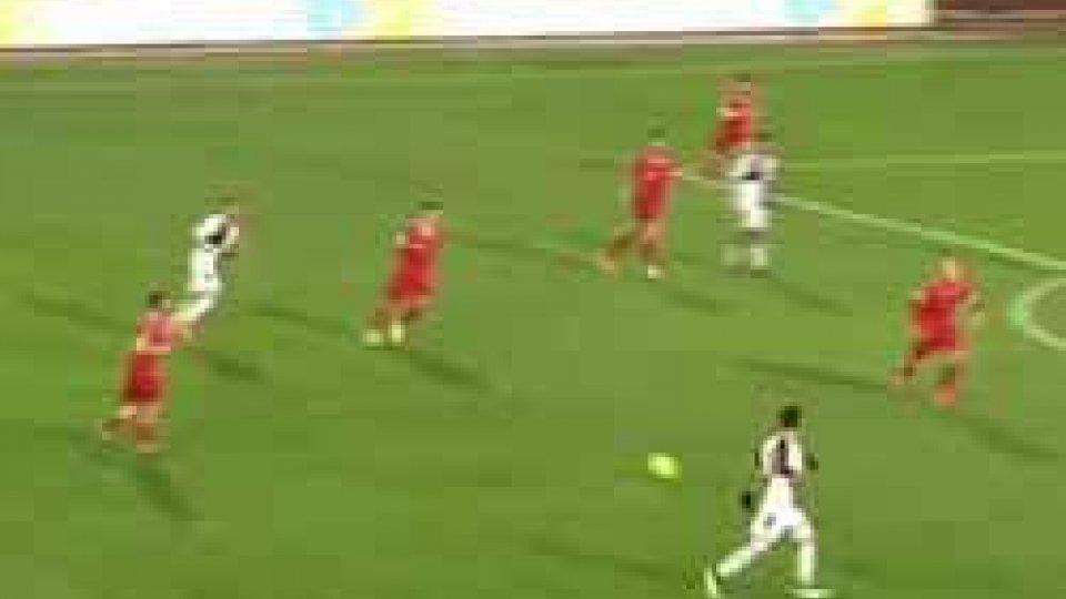 Siena - Santarcangelo 0-2Siena - Santarcangelo 0-2
