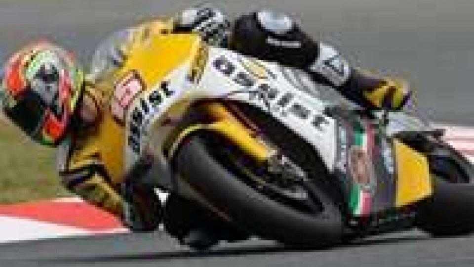 Moto: cade Lorenzo vola Bradl. De Angelis è secondo