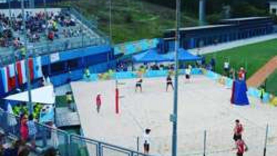 Beach Volley:  Bulgarelli-Pini in corsa per l'oro, Giorgetti-Paganelli costretti a battere AndorraBeach Volley:  Bulgarelli-Pini in corsa per l'oro, Giorgetti-Paganelli costretti a battere Andorra