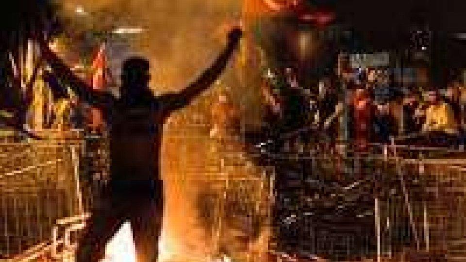 Turchia: dopo una settimana di calma, tornano le proteste