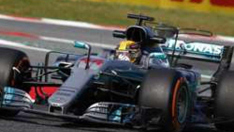 Formula 1: pole di Hamilton a Le Castellet