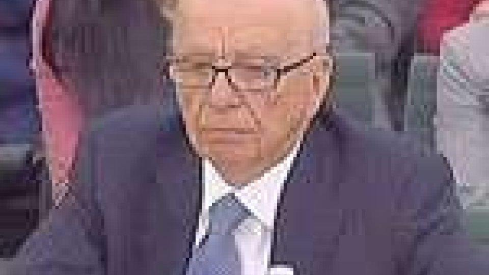 Scandalo intercettazioni. Murdoch e il figlio ascoltati alla Camera inglese