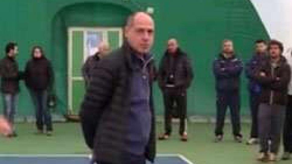 """Tennis, Corrado Barazzutti: """"Anche in piccole realtà possono nascere campioni""""Tennis, Corrado Barazzutti: """"Anche in piccole realtà possono nascere campioni"""""""
