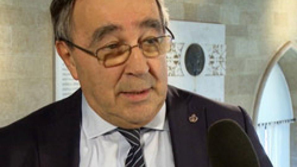 Il Segretario di Stato Augusto Michelotti