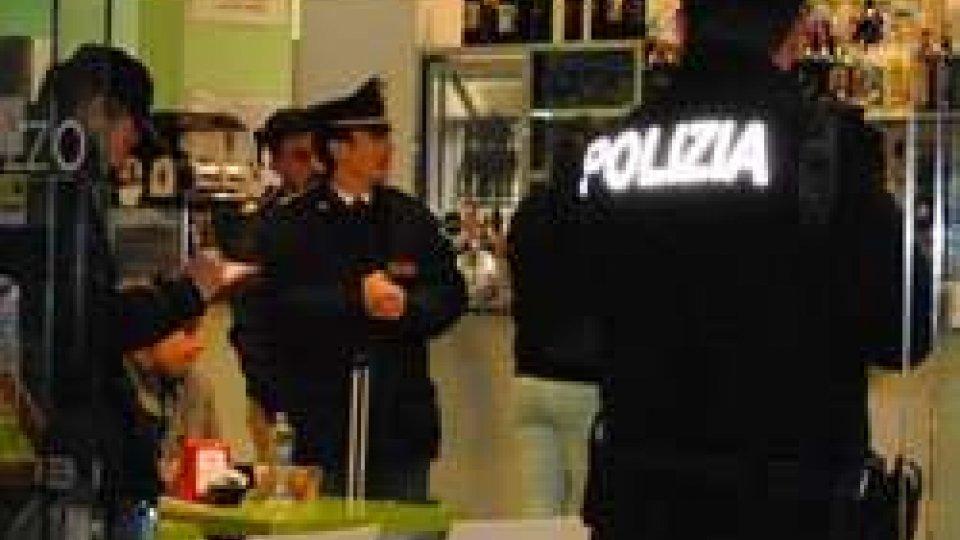 L'attività di controllo della Polizia