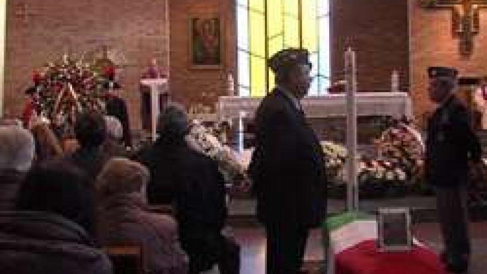 Gianmarco ZavoliRimini: chiesa gremita per i funerali di Gianmarco Zavoli