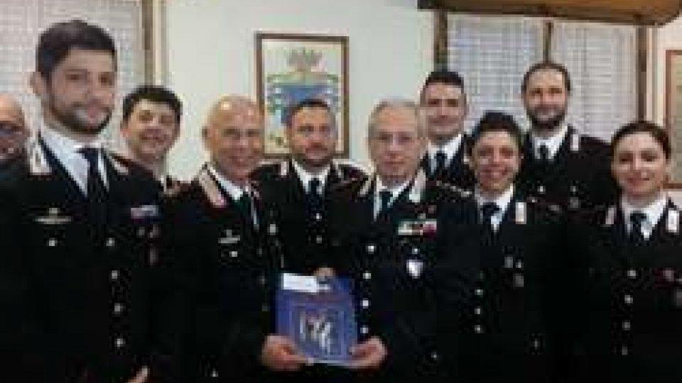 Gen. Aldo Visone a Misano Adriatico