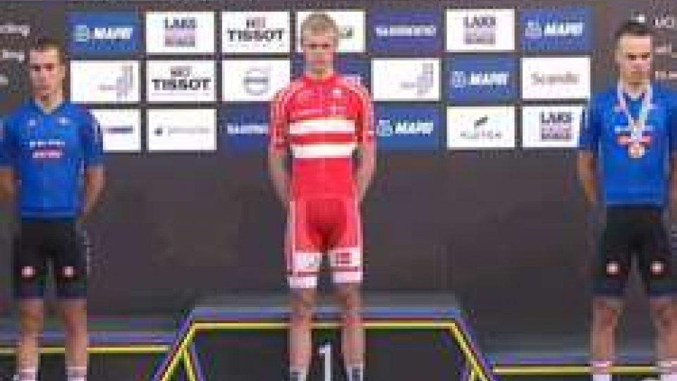 Mondiali ciclismo: ancora Italia con Rastelli e Gazzoli