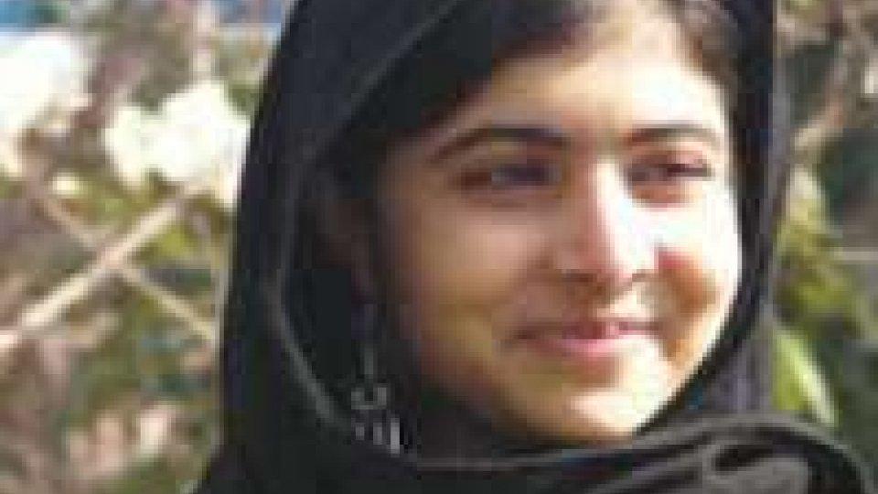 Ragazza pakistana ferita da talebani
