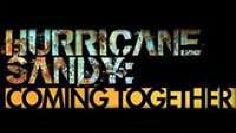"""Hurricane Sandy: Coming Together"" - Beneficenza a ritmo di musica"