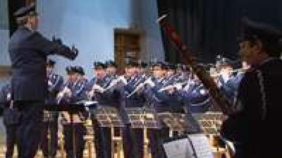 Tradizionale concerto della Banda Militare