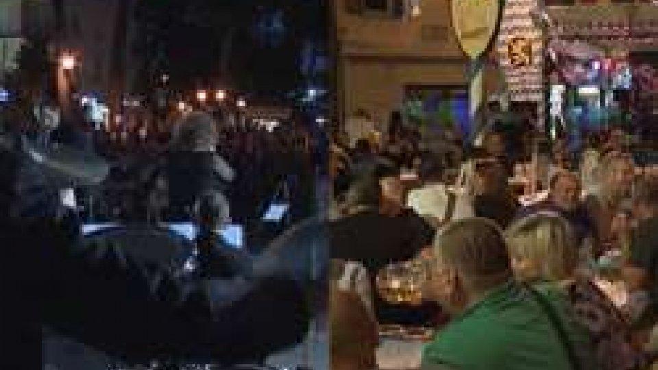 """Evento a Riccione e a Borgo MaggioreSan Marino protagonista a Riccione, a Borgo Maggiore birra e musica con le """"Serate Bavaresi"""""""