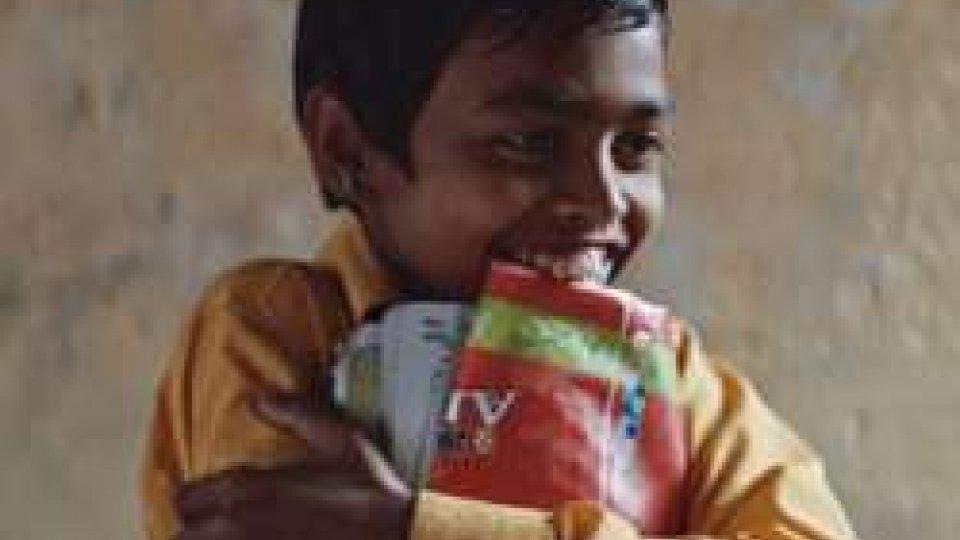 Save the ChildrenParte la nuova campagna di Save the Children. Infanzia negata a un bambino su quattro
