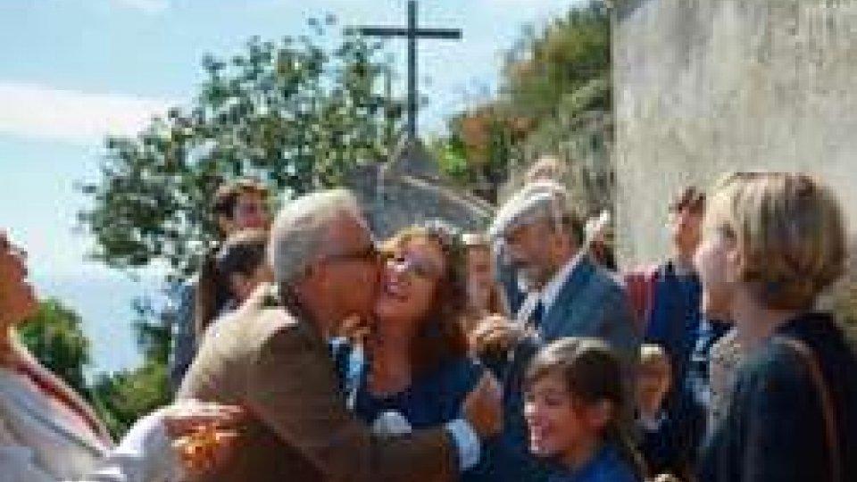La CASA del film di MUCCINO è a Ischia ma TUTTI BENE a San Marino Cinema
