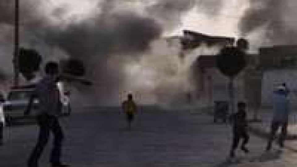Siria, la crisi infinita