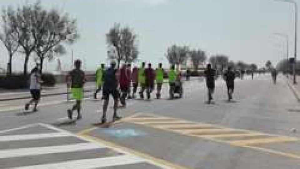 """La """"Rimini Marathon"""""""