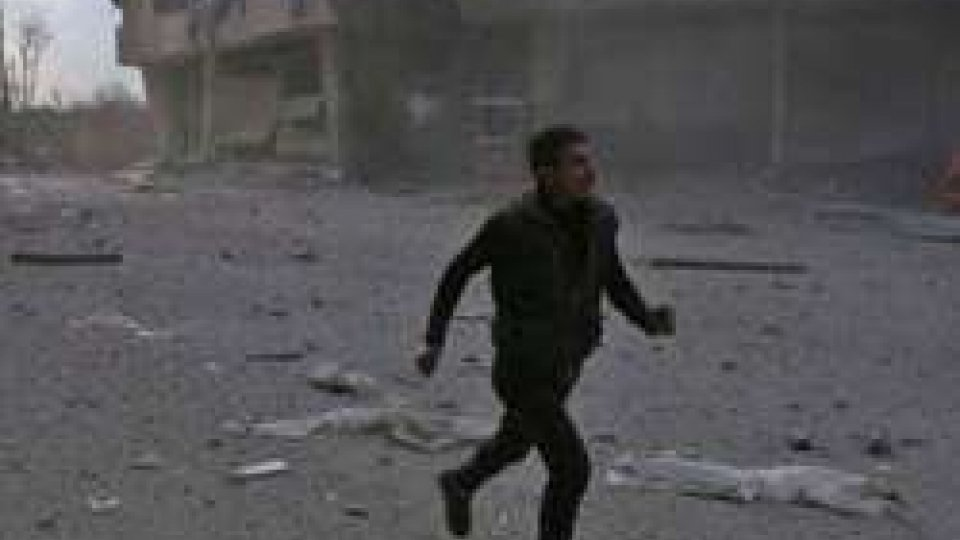 Siria: ONU chiede sospensione raid su Ghuta est